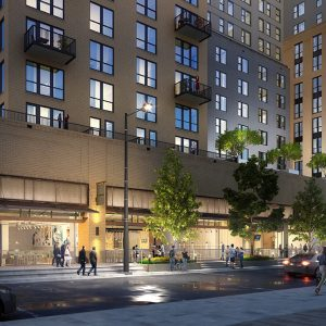 2019-0430 - 35th & Walnut - Exterior Rendering (1000X667)