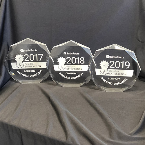 2020-09-29-2019-2018-2017 Satisfacts Awards